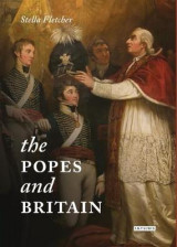 Omslag - The Popes and Britain