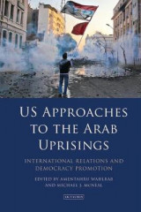 Omslag - US Approaches to the Arab Uprisings