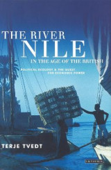 Omslag - The River Nile in the Age of the British