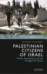 Omslag - Palestinian Citizens of Israel