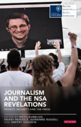 Omslag - Journalism and the Nsa Revelations