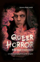 Omslag - Queer Horror Film and Television