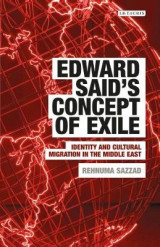 Omslag - Edward Said's Concept of Exile