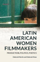 Omslag - Latin American Women Filmmakers