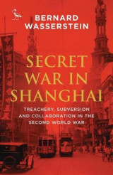 Omslag - Secret War in Shanghai