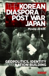 Omslag - The Korean Diaspora in Post War Japan