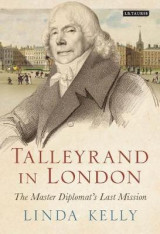 Omslag - Talleyrand in London