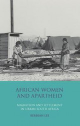 Omslag - African Women and Apartheid