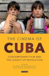 Omslag - The Cinema of Cuba