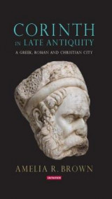 Omslag - Corinth in Late Antiquity