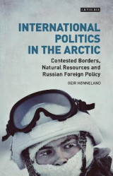 Omslag - International Politics in the Arctic