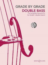 Omslag - Grade by Grade - Double Bass