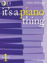 Omslag - It's a Piano Thing - Book 1