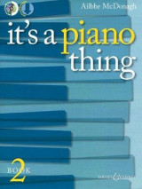 Omslag - It's a Piano Thing - Book 2