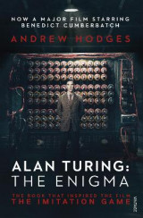 Omslag - Alan Turing: The Enigma