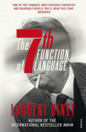 The 7th Function of Language av Laurent Binet (Heftet)