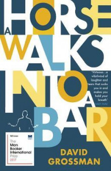 A horse walks into a bar av David Grossman (Heftet)