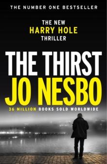 The thirst av Jo Nesbø (Heftet)