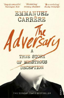 The Adversary av Emmanuel Carrere (Heftet)