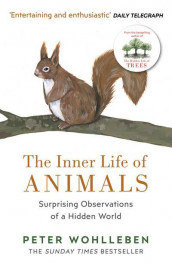 The Inner Life of Animals av Peter Wohlleben (Heftet)