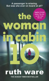 Omslag - The woman in cabin 10