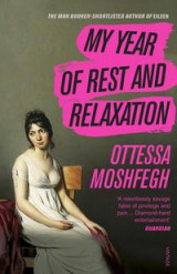 Omslag - My year of rest and relaxation