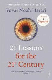 21 lessons for the 21st century av Yuval Noah Harari (Heftet)