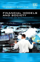 Omslag - Financial Models and Society