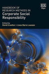 Omslag - Handbook of Research Methods in Corporate Social Responsibility