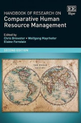 Omslag - Handbook of Research on Comparative Human Resource Management