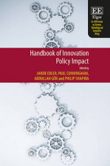 Omslag - Handbook of Innovation Policy Impact