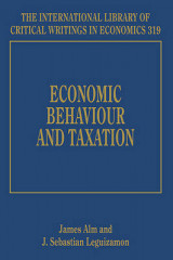 Omslag - Economic Behaviour and Taxation