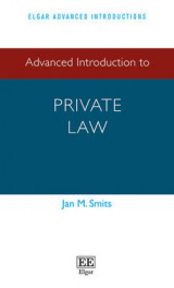 Omslag - Advanced Introduction to Private Law