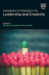 Omslag - Handbook of Research on Leadership and Creativity
