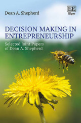 Omslag - Decision Making in Entrepreneurship