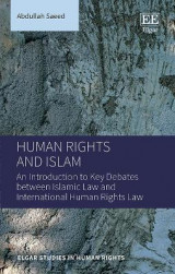 Omslag - Human Rights and Islam