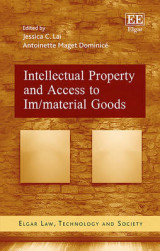 Omslag - Intellectual Property and Access to Im/Material Goods