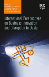 Omslag - International Perspectives on Business Innovation and Disruption in Design
