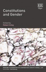Omslag - Constitutions and Gender