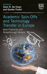 Omslag - Academic Spin-Offs and Technology Transfer in Europe