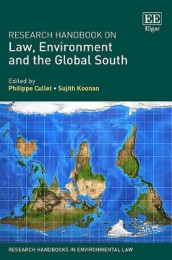 Research Handbook on Law, Environment and the Global South (Innbundet)