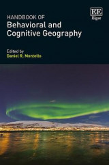 Omslag - Handbook of Behavioral and Cognitive Geography