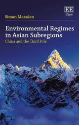 Omslag - Environmental Regimes in Asian Subregions
