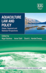 Omslag - Aquaculture Law and Policy