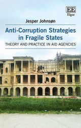 Omslag - Anti-Corruption Strategies in Fragile States