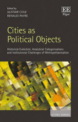 Omslag - Cities as Political Objects