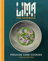 Omslag - Lima the Cookbook