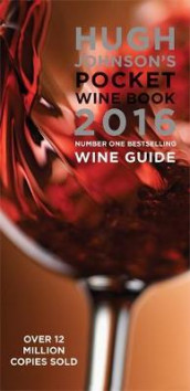 Hugh Johnson's Pocket Wine Book 2016 av Hugh Johnson (Innbundet)