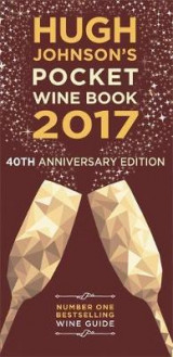 Omslag - Hugh Johnson's pocket wine book 2017