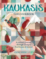 Omslag - Kaukasis The Cookbook
